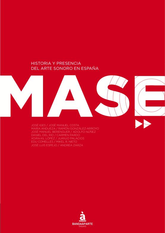 Portada edicion MASE 2014